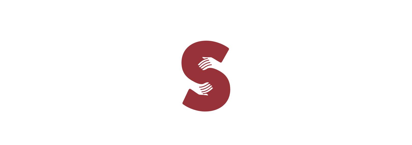S letter-mark